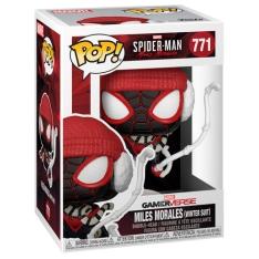 Фигурка Funko POP! Spider-Man: Miles Morales Game Winter Suit 54692