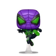 Фигурка Funko POP! Spider-Man: Miles Morales Game Metallic 54695