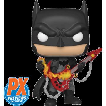 Фигурка Funko POP! Death Metal: Batman with guitar solo Exclusive 54718