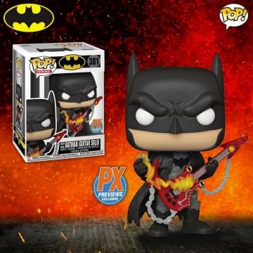 Фигурка Funko POP! Death Metal: Batman with guitar solo PX Exclusive 54718
