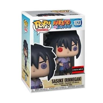 Фигурка Funko POP! Naruto Shippuden: Sasuke Uchiha Rinnegan AAA Anime Exclusive 55049