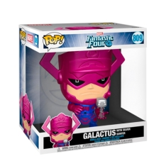 Фигурка Funko POP! Fantastic Four: Galactus with Silver Surfer (MT) Exclusive 55166
