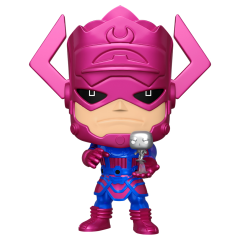 Фигурка Funko POP! Fantastic Four: Galactus with Silver Surfer (MT) Exclusive 55166