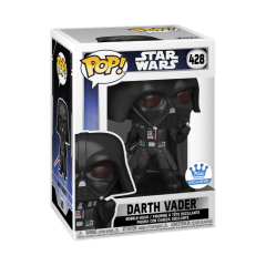 Фигурка Funko POP! Star Wars: Darth Vader Exclusive 55169