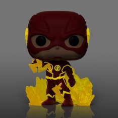 Фигурка Funko POP! The Flash: The Flash Exclusive 55173