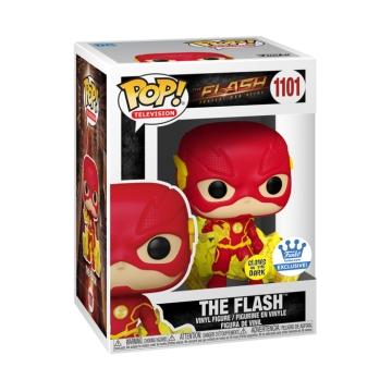 Фигурка Funko POP! The Flash: The Flash Exclusive 55173