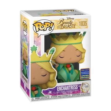 Фигурка Funko POP! Beauty and The Beast: Enchantress Exclusive 55206