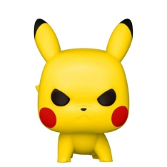 Фигурка Funko POP! Pokemon: Pikachu attack stance 55228