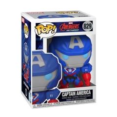 Фигурка Funko POP! Avengers Mech Strike: Captain America 55233