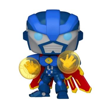 Фигурка Funko POP! Avengers Mech Strike: Dr Strange 55236