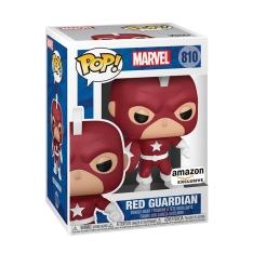 Фигурка Funko POP! Year of The Shield: Red Guardian Exclusive 55478