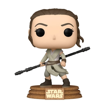 Фигурка Funko POP! Star Wars: Across The Galaxy: Rey (Jakku) Exclusive 55498