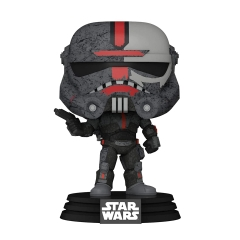 Фигурка Funko POP! Star Wars: Bad Batch: Hunter 55500