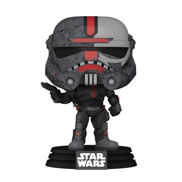 Фигурка Funko POP! Star Wars: Bad Batch: Hunter 55500