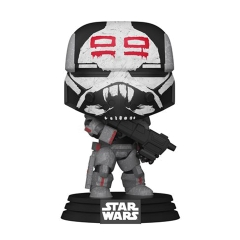 Фигурка Funko POP! Star Wars: Bad Batch: Wrecker 55501