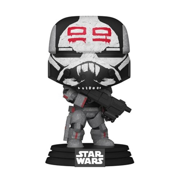 Фигурка Funko POP! Star Wars: Bad Batch: Wrecker 55501