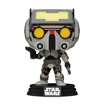 Фигурка Funko POP! Star Wars: Bad Batch: Tech 55502