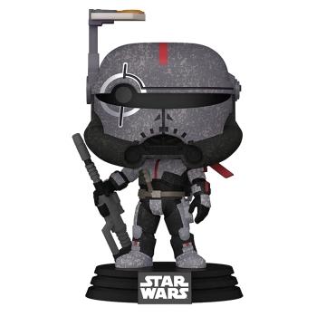 Фигурка Funko POP! Star Wars: Bad Batch: Crosshair 55503