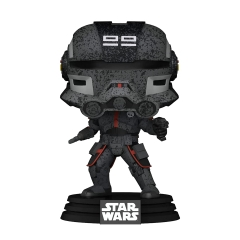 Фигурка Funko POP! Star Wars: Bad Batch: Echo 55504