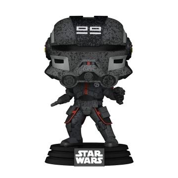 Фигурка Funko POP! Star Wars: Bad Batch: Echo 55504