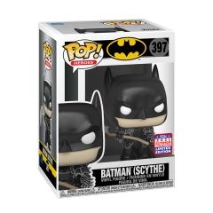 Фигурка Funko POP! DC Comics: Batman with Scythe Exclusive 55512