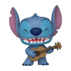 Фигурка Funko POP! Lilo and Stitch: Stitch with Ukulele 55615