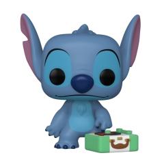 Фигурка Funko POP! Lilo And Stitch: Stitch With Record Player Exclusive 55616