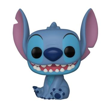Фигурка Funko POP! Lilo and Stitch: Smiling Seated Stitch 55617