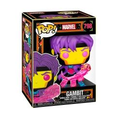 Фигурка Funko POP! Black Light: Gambit Exclusive 55628
