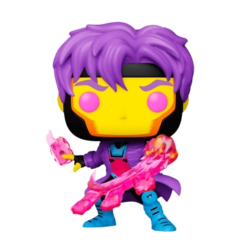 Фигурка Funko POP! Black Light: Gambit Exclusive 55628