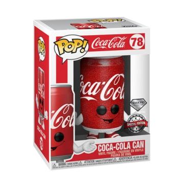 Фигурка Funko POP! Coca-Cola: Coke Can Exclusive 55659