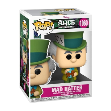 Фигурка Funko POP! Alice in Wonderland 70t: Mad Hatter 55736