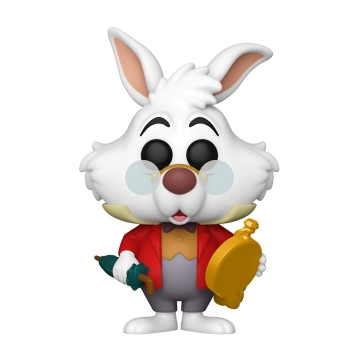 Фигурка Funko POP! Alice in Wonderland 70t: White Rabbit with Watch 55739