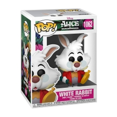 Фигурка Funko POP! Alice in Wonderland 70t: White Rabbit with Watch 55739