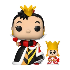 Фигурка Funko POP! Alice in Wonderland 70t: Queen of Hearts 55740