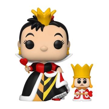 Фигурка Funko POP! Alice in Wonderland 70t: Queen of Hearts 55740