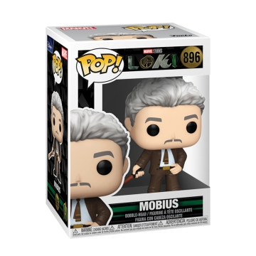 Фигурка Funko POP! Loki: Mobius 55742