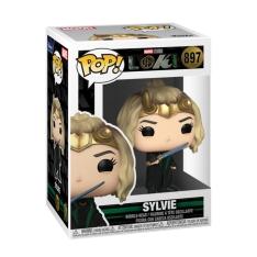 Фигурка Funko POP! Loki: Sylvie 55744