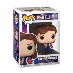Фигурка Funko POP! What If: Captain Carter 55811