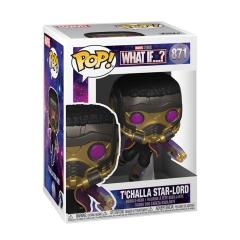 Фигурка Funko POP! What If: T Challa Star Lord 55812