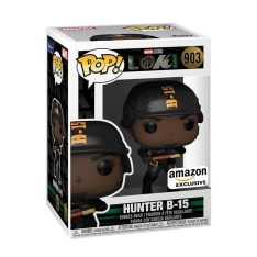 Фигурка Funko POP! Loki: Hunter B-15 Exclusive 55933