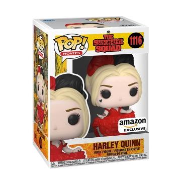Фигурка Funko POP! The Suicide Squad: Harley Quinn Dress Exclusive 56013