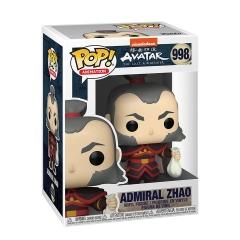 Фигурка Funko POP! Avatar: The Last Airbender: Admiral Zhao 56023