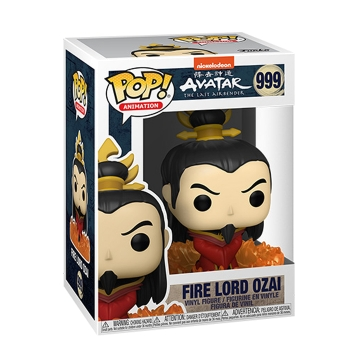 Фигурка Funko POP! Avatar: The Last Airbender: Fire Lord Ozai 56024