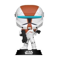 Фигурка Funko POP! Star Wars: Republic Commando: Boss Exclusive 56097