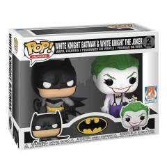 Фигурка Funko POP! Batman White Knight: Batman and Joker PX Previews Exclusive 56117