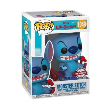 Фигурка Funko POP! Lilo And Stitch: Monster Stitch Exclusive 56119