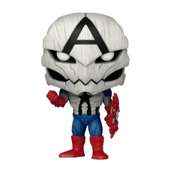 Фигурка Funko POP! Venom: Poison Captain America Exclusive 56276