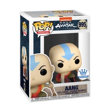 Фигурка Funko POP! Avatar: The Last Airbender: Aang Crouching Exclusive 56478