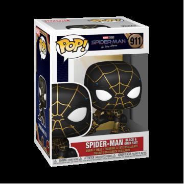 Фигурка Funko POP! Spider-Man: No Way Home: Spider-Man Gold Suit 56827